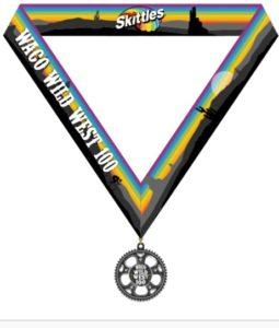 2018 Finisher Medal