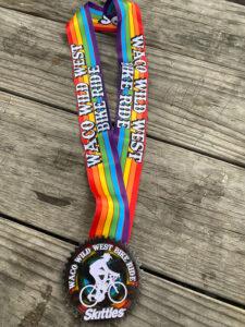 2021 Finisher's Medal